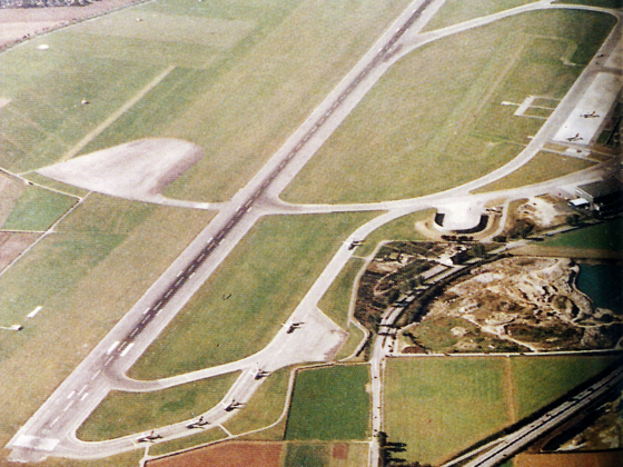 Flughafen München-Riem Airport - Oktober 1987