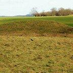 Stonehenge Hügelgräber