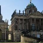 Neues Palais - Universität Potsdam