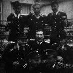 Feuerwehr Königstädten - Ausflug 1950 - Absacker