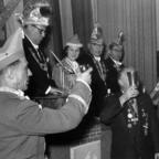 Feuerwehr Königstädten - Fanfarenzug - Fastnachtsfeier 1965