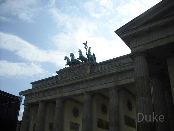 Berlin - Brandenburger Tor - Ostansicht - 2013