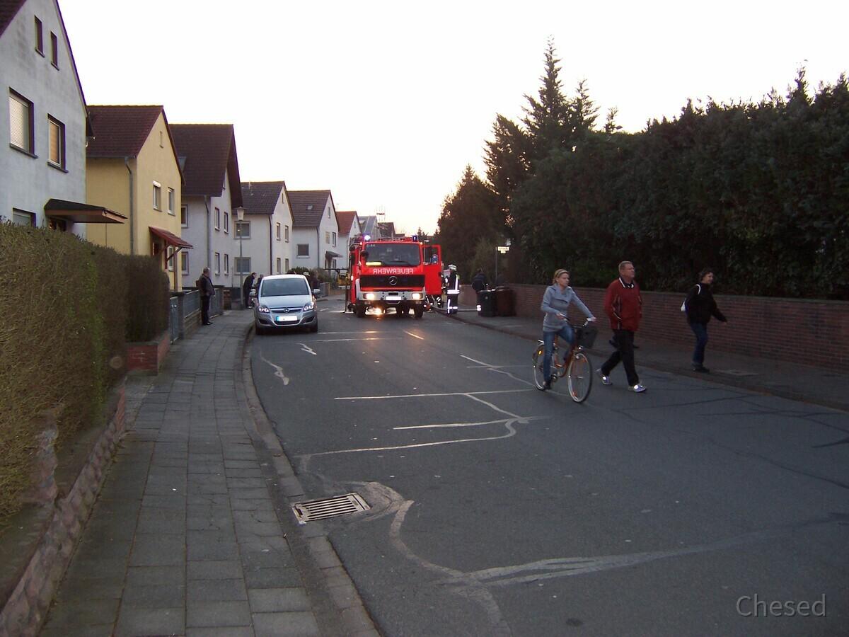 Feuer in Königstädten - Kohlseestraße - 20.03.2012 - 3