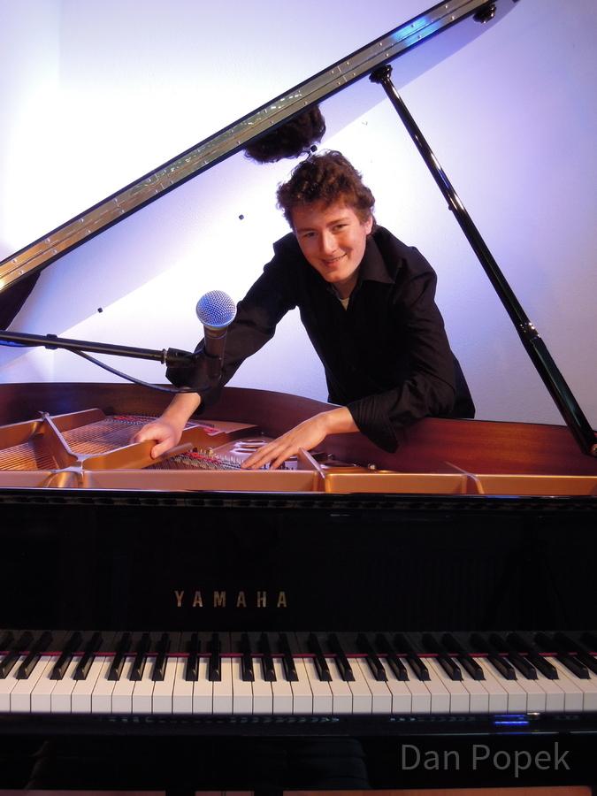 Musiker Dan Popek 🎹 Amazing Pianist