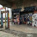 Berlin - Teufelsberg - Field Station - Tür ins Nichts - Nowhere Door