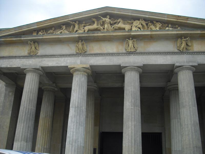 Berlin - Altes Museum - Lustgarten