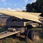 Langstrecken-Flugabwehrrakete Nike Hercules (SAM-A-25 - MIM-14)