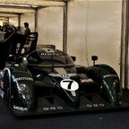 Bentley Formel 1 Rennwagen