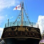 Great Britain - Museumschiff