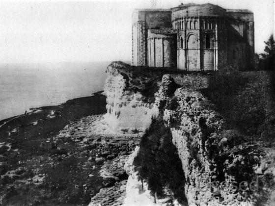 Royan 1940 - TALMONT - La Basilique