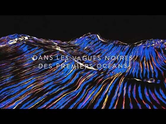 Dans les Vagues Noires des Premiers Océans (In The Black Waves of the First Oceans) - Rubod & Stroudinsky