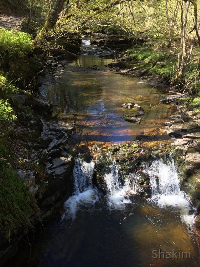 Wales - National Park - Wasserfälle
