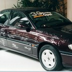 Jubiläum zum 30 Millionsten Opel Omega