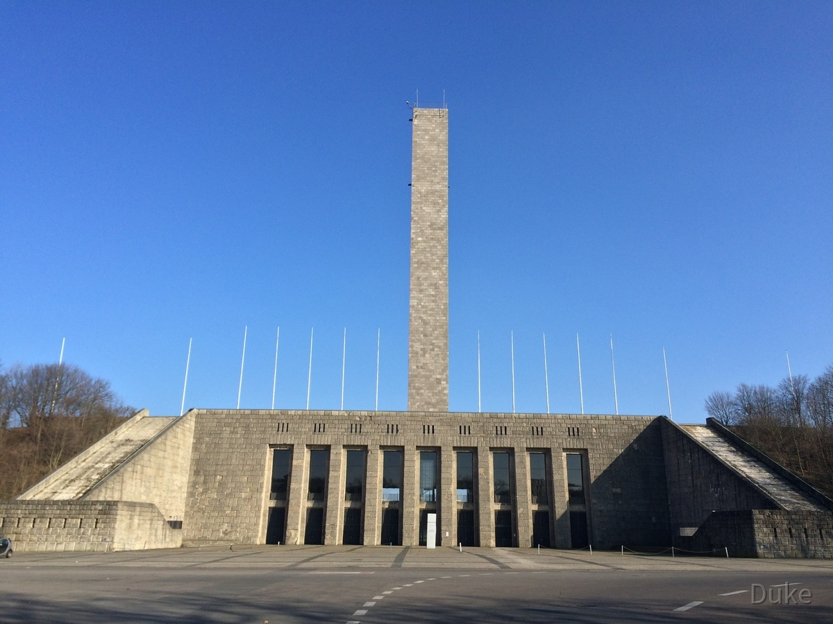 Glockenturm am Olympiastadion