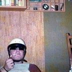 Dukemaster als Idiot in Björn Z.'s Jugendzimmer - 1985