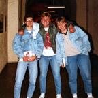 Museumsbesuch - Berlin - 1988 - Andy - Duke - Siggi