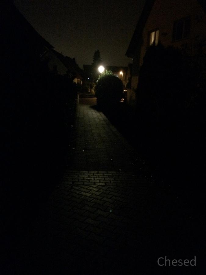 Herbstlichter - Königstädten - Autumn Lights - 2013 - Viehtrift - Westerwaldstraße