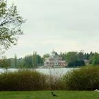 Marmorpalais am Ufer des Heiligen Sees