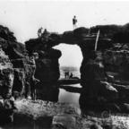 Royan 1940 - St-PALAIS-SUR-MER - Les Pierrères - Le Pont du Diable