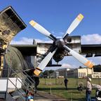 Transall C-160 (50-56) - LTG 63 - Propeller