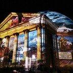 Festival of Lights - St.Hedwig Kathedrale