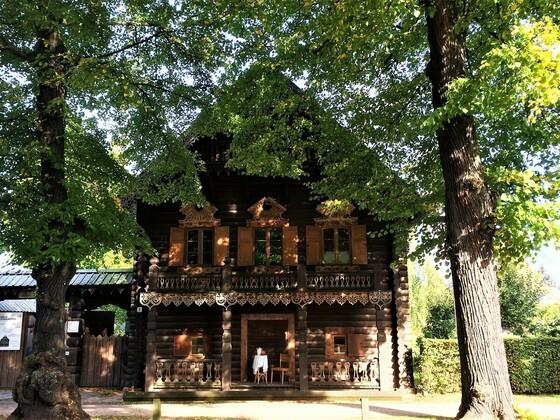 Das Alexandrowka-Museum
