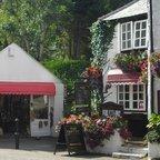 Schöne, alte Häuser - Cornwall - Polperro