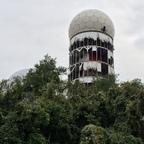 Berlin - Teufelsberg - Field Station - Radom Ruine - Radome Ruin