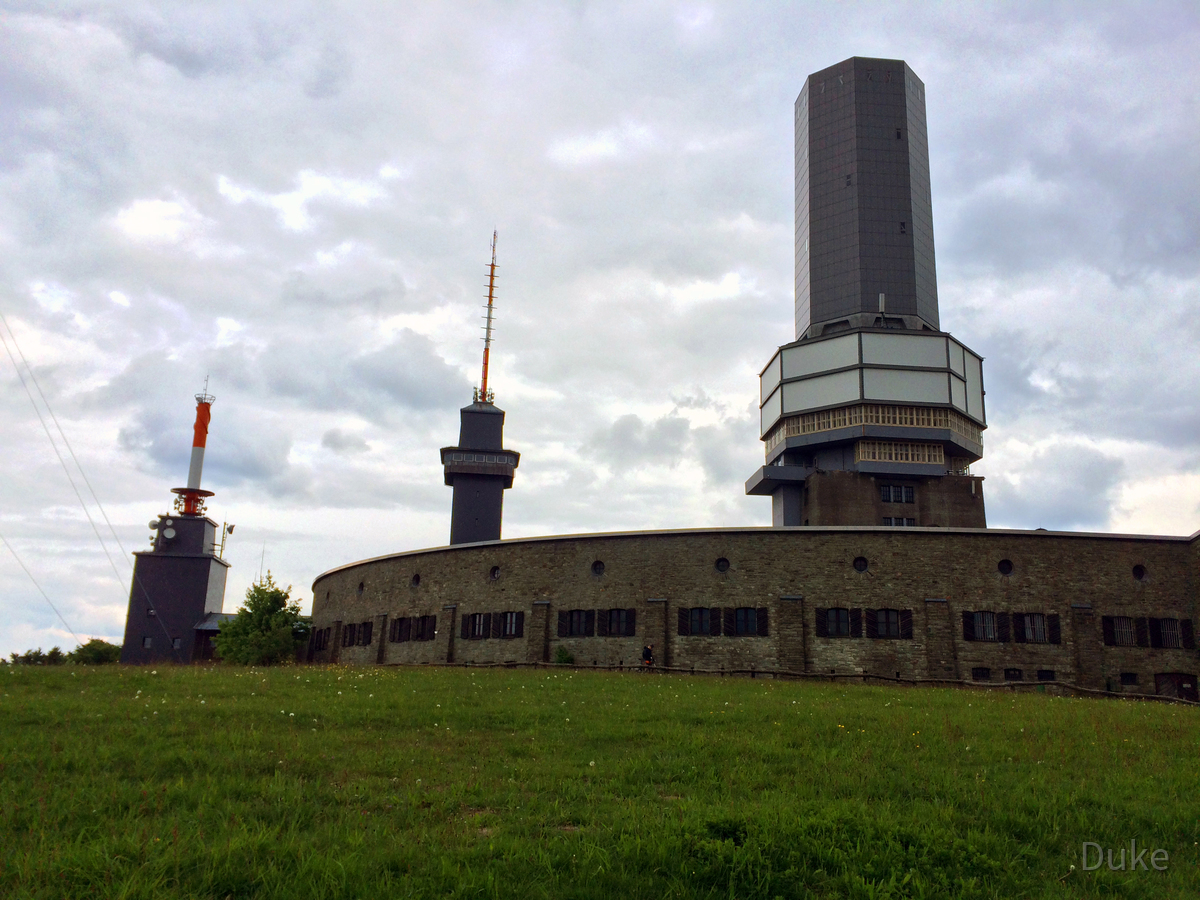 Großer Feldberg - Taunus - Feldbergstation