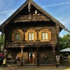 Alexandrowka - Russische Häuser unter Denkmalschutz