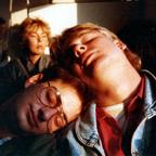 Rückkehr vom Tagesausflug in Ost-Berlin - 1988