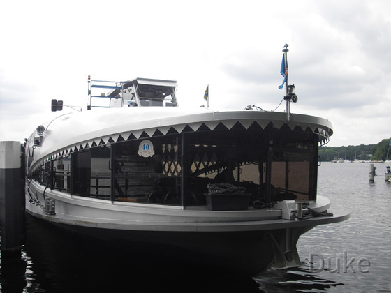 Moby Dick - Binnenschiff - Berlin