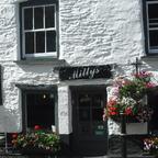 Gemütliche Gaststätte -Cornwall - Polperro