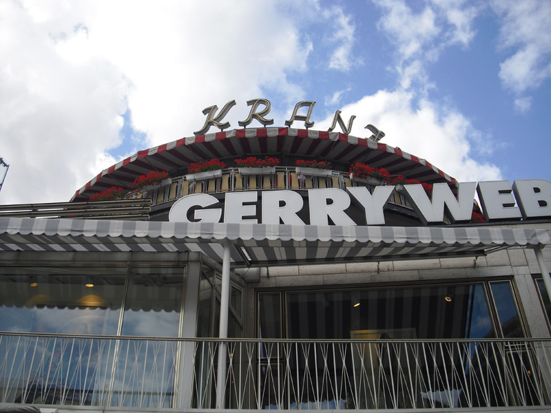 Café Kranzler - Kurfürstendamm - Berlin