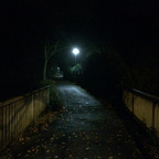 Herbstlichter - Nauheim - Autumn Lights - 2013 - Black Creek Bridge