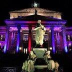 Konzerthaus und Schiller Denkmal