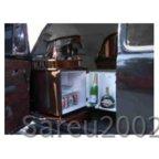 Kühlschrank der VW-Käfer-Limousine