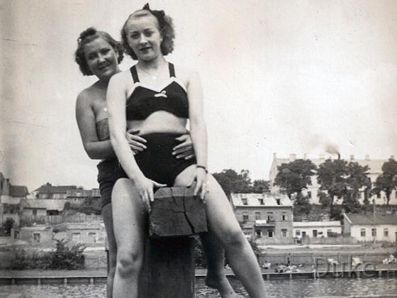 Summer in Bydgoszcz 1938