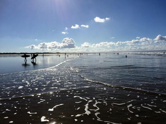 Saunton Beach - Croyde