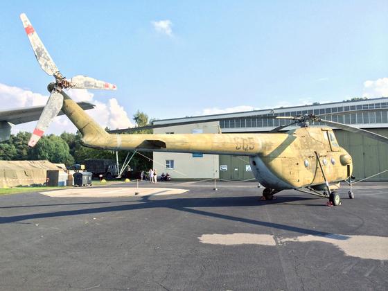 Mehrzweckhubschrauber UdSSR - Mil Mi-8T