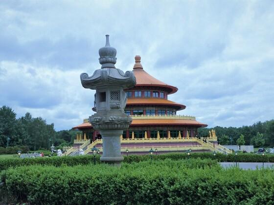 Himmelspagode Tempel