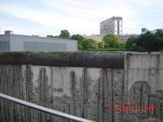 Berliner Mauer - Mauerreste in Berlin