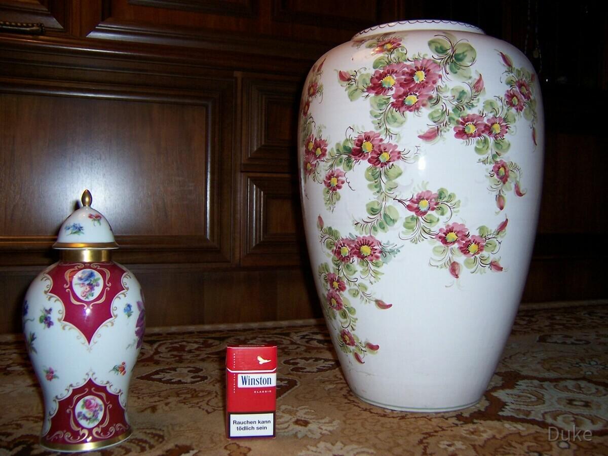 Wertvolle Vasen