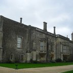 Lacock Abbey - Benediktinenkloster - Seitenansicht