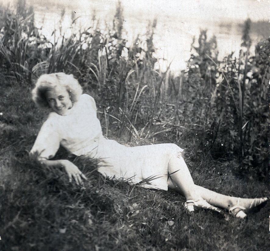 Jadwiga Wloch - Photo Shooting - Poland - 1938