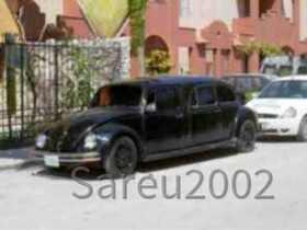 Doppel VW-Käfer Stretchlimousine - Helmut Salomon (Sareu2002) - Mexico