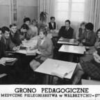 Pädagogenteam - Medizinische Oberschule in Wałbrzych