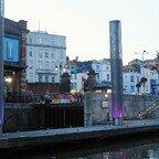 Bristol -  am Hafen