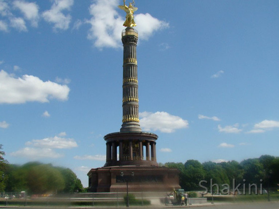 Berliner Siegessäule - Gold Else - Berliner Engel