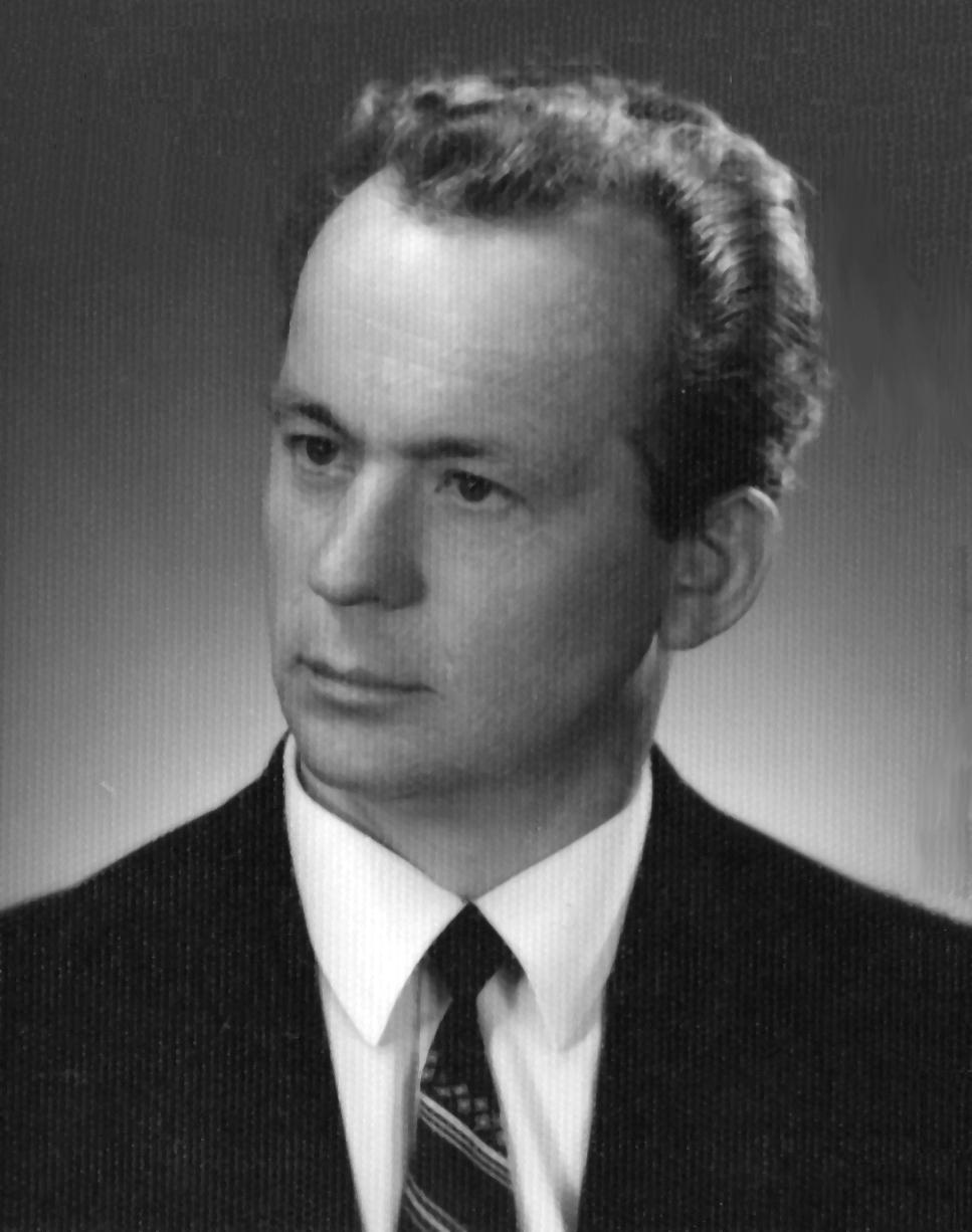 Mein Vater Ludwik Fila (geb.10.02.1933,  † 26.10.2002)